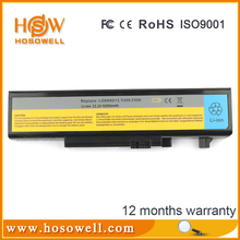 Wholesale laptop battery for ibm lenovo n14608 11.1v 57wh for lenovo IdeaPad Y450 Y550