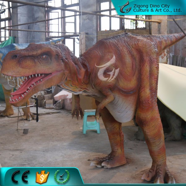 Inflatable Popular Playground Artificial Dinosaur Costume