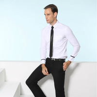 Custom Design Stylish Mens Dress Matching Mans Formal Shirts & Pants OEM