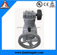 1 hp 8bar single stage piston air compressor pump for sale