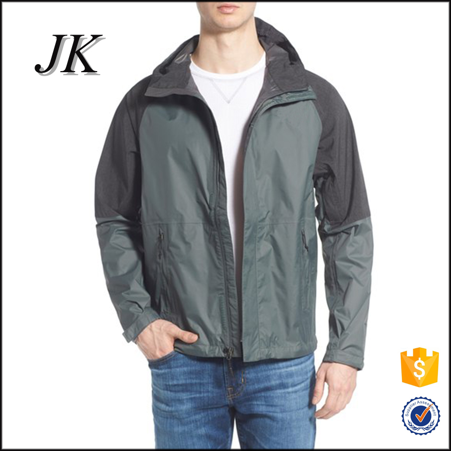 Fashion warm windproof outdoor softshell men's jacket winter/leather jacket made in china