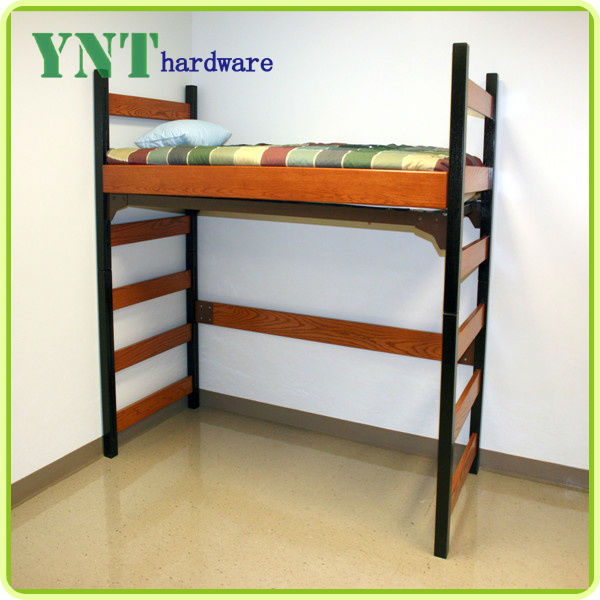 double bed designs in steel