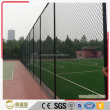 Factory directly supply reasonable price security fence netting / tennis court fence netting
