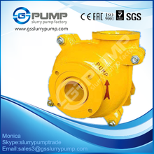 Copper Mine Rubber Water Circulation slurry Pump