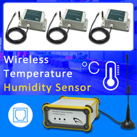 G7-T2Ex zigbee Wireless Temperature data loger controller flow sensor