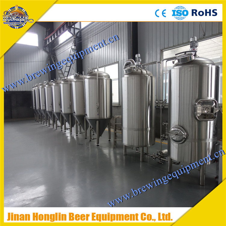 Electric Steam fire heating Microbrewery equipment, beer brewery equipment