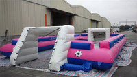 Inflatable Football Pitch,Inflatable Sport Games