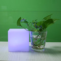 Glowing Mood Led Table Lamp Cube With Usb