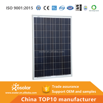 assured pv module poly silicon 260 w solar panel