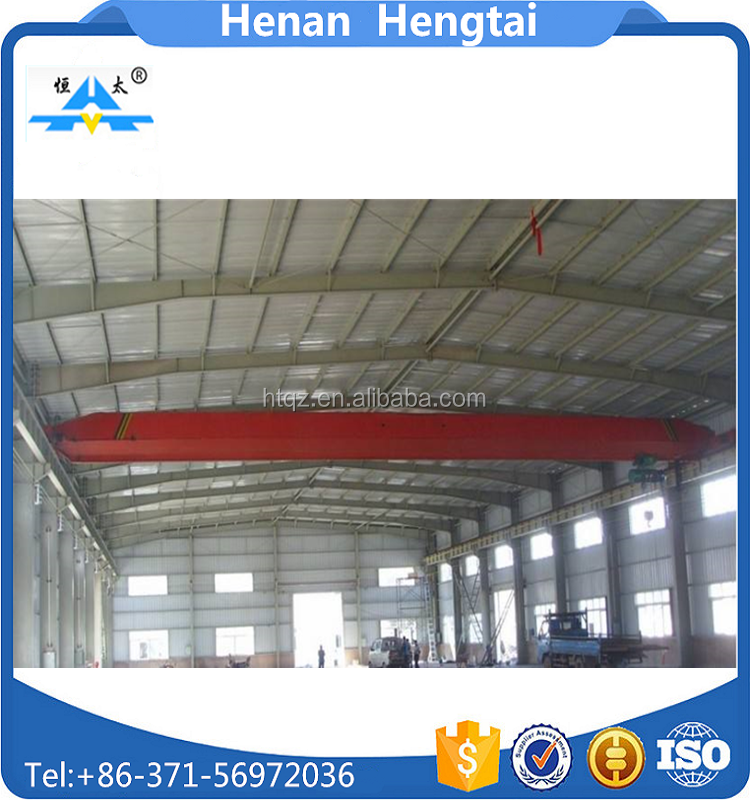LD Model single beam 5 ton overhead crane for sale in dubai