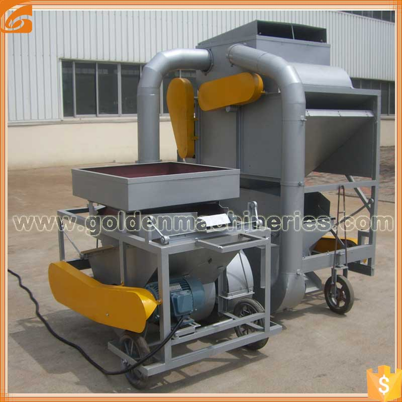 Saves Manpower Ground Nut Sheller Machine
