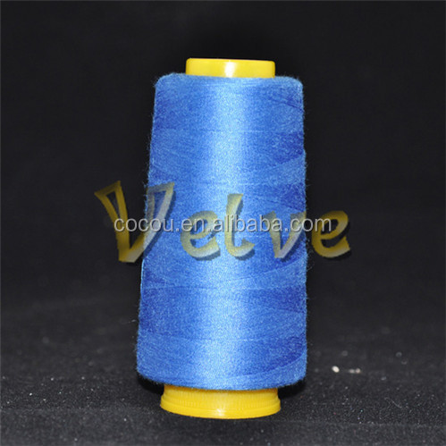 high twist core spun sewing thread