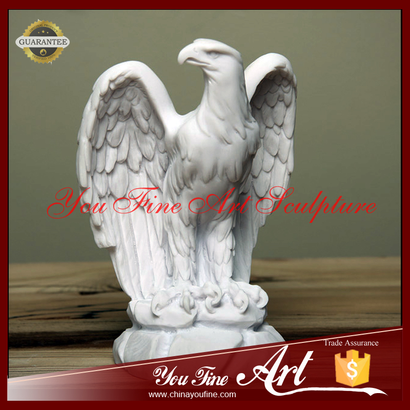 hot sale marble eagle sculptures