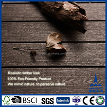 Long-lasting weather-resistant cheap concrete wood plastic composite decking material for outdoor WPC decking tiles