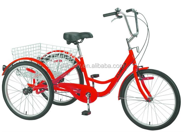 Adult bicycle three wheel