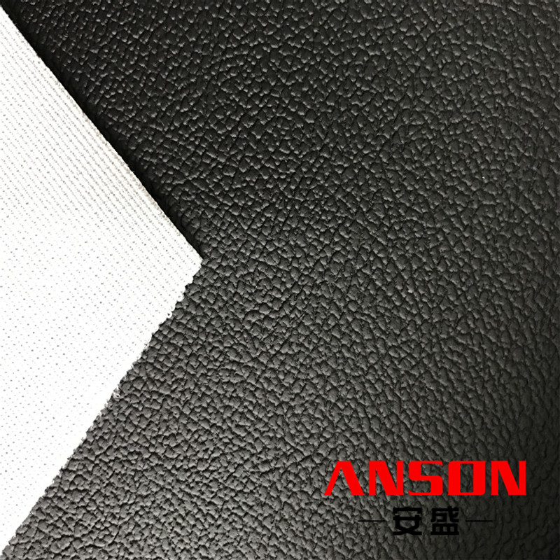 popular real pvc artificial wilsons leather for apron