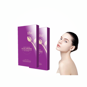 Factory supply Hyaluronic acid beauty facial mask brightening