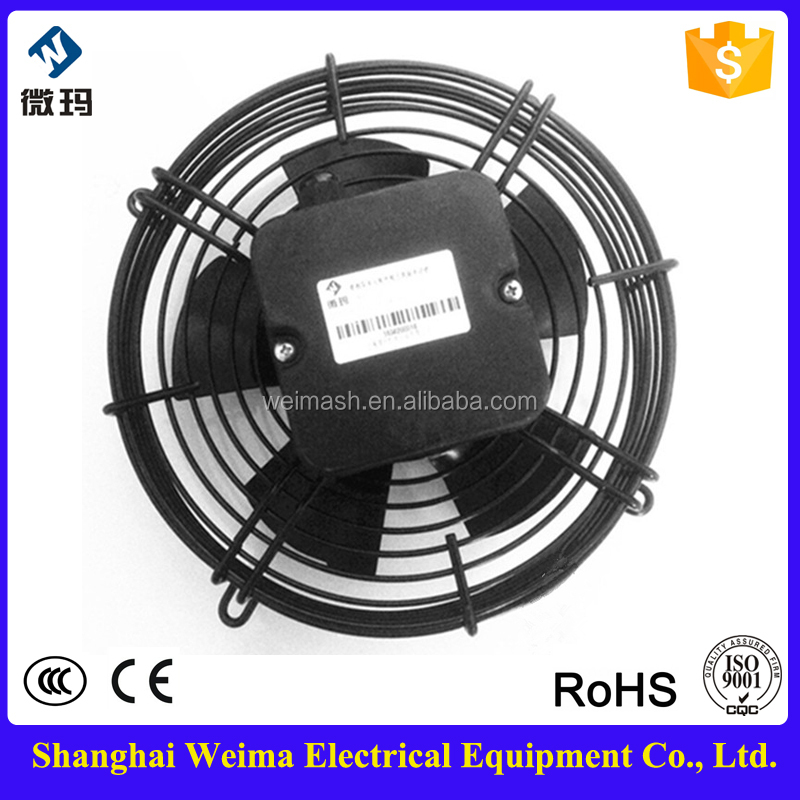 China Manufacture 300mm Axial Ventilation Fan Motor For Central Air Unit