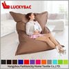 LUCKYSAC Leisure Fabric Sofa Bed Double Bean Bag Sofa Bed Tatami Gifts Sofa Bed
