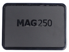 MAG250 IPTV set top box Europe USA Canada Arabic Africa 3000+ channels MAG 250 One year account mag254