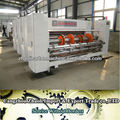 Automatic carton box printing slotting die-cutting machine,corrugated machine
