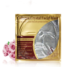 Wholesale Beauty Gold Collagen Anti Wrinkle Whitening Facial Masks for Skin Care