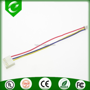 Molex 2510 to PH2.0 6pin to 3pin wire harness lvds cable