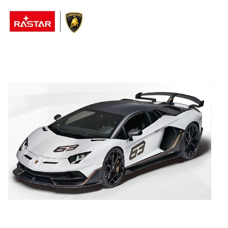 RASTAR new smart plastic toys Lamborghini 1:14 best small electric car for kids