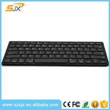 Ultra thin mini bluetooth keyboard for android