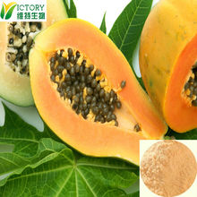 Factory supply 100% nature papaya seed extract