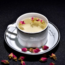 Rose Flower Tea Purple Rosebud Tea