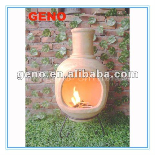 WHOLESALE CLAY CHIMINEAS WITH CHEAP PRICE
