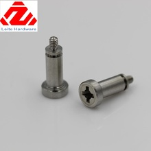 OEM supply tower bolt hollow bolt stainless steel stud bolt