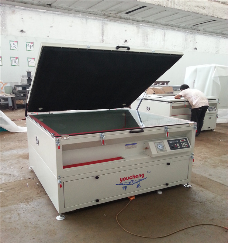 Vacuum High Precision plate making machine Exposure machine with CE certification
