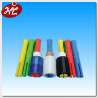 Black/ green Polyethylene film for packaging/ PE stretch film roll for pallet wrap