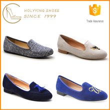 Custom Shoe Makers Ladies Wholesale China Flat Shoe