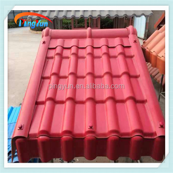 new innovation building material/pvc rainwater gutters/plastic corrugated roofing sheet