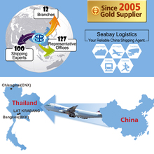 Cheap air freight cargo shipping forwarder service from china to bangkok thailand