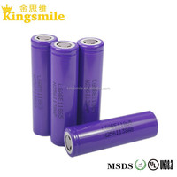 High Quality LG E1 3200mah 18650 flat top 18650E1 rechargeable Lithium Ion Battery