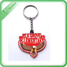 most welcomed new style gifts reflective custom soft pvc shoe keychain bear keychain