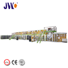 Japan production line to produce Pampering baby diaper JWC-NK600-SV