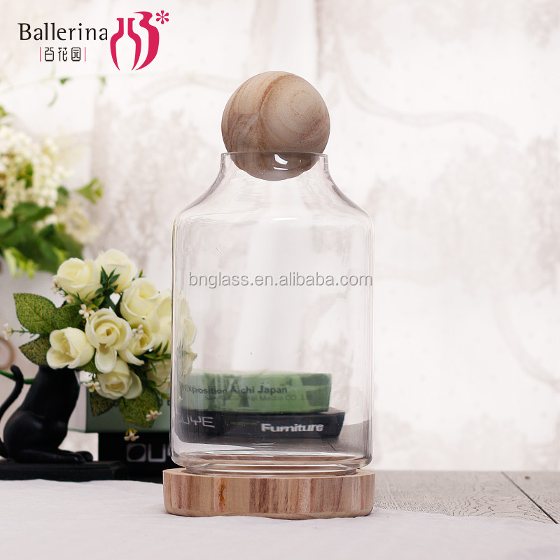 glass bell jar dome clear bell jars glass domes wholesale