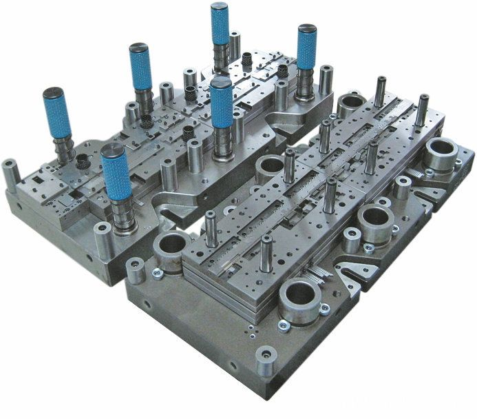 high precision sheet metal stamping molds tool and die makers