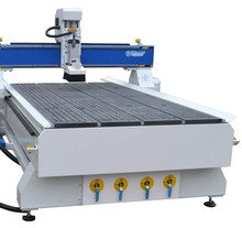 Cheap !!! High precision China vacuum or T-slot table DSP control system cnc router for wood 1300*2500mm