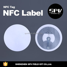 NTAG213 Blank Wet NFC Inlay with Low Cost