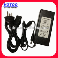AC to DC 14V 3A desktop charger 42w power supply