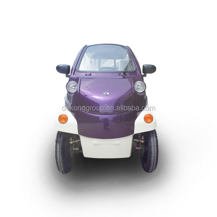Cost price excellent quality mini 3 wheel electric car