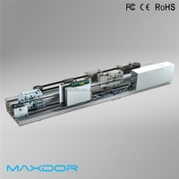 Maxdor GTD automatic telescoping glass door opener