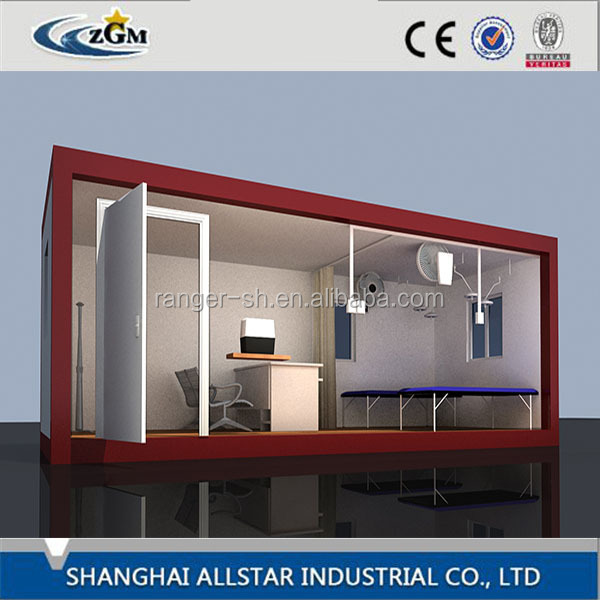 China Modern Shipping Container Homes