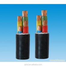 YJV22 4*35 50 70 95 standard power cable sizes